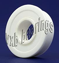 FR8-2RS Full Ceramic Flanged Bearing 1/2 x 1 1/8 x 5/16 inch ZrO2 VXB Brand
