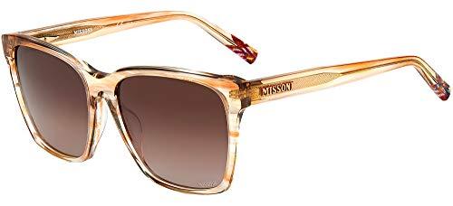 Missoni occhiale da sole MIS 0008/S HR3/HA Beige marrone taglia 56 mm Donna