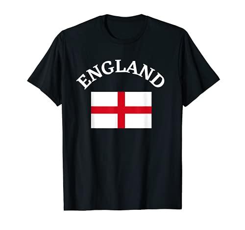 Drapeau Angleterre Croix de Saint Georges Patriot T-Shirt