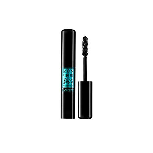 Lancome Monsieur Big Mascara Waterproof Black .33 Ounce Full Size