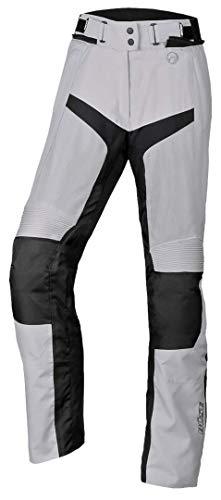 Büse Santerno Damen Motorrad Textilhosen Hellgrau 38