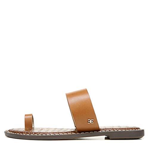 Sam Edelman womens Gorgene Slide Sandal Saddle 8 M