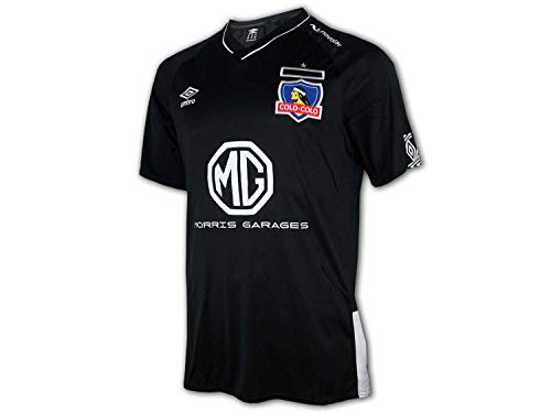 UMBRO Camiseta CSD Colo-Colo, visitante 20/21, color negro, talla XXL
