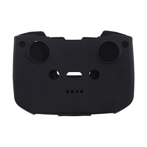 Silikon Stoßschutz Schutzhülle Hülle Hautabdeckung Schutzhülle Schwarz Kompatibel mit DJI Mavic Air 2 Drohnen Fernbedienung Schutzhülle