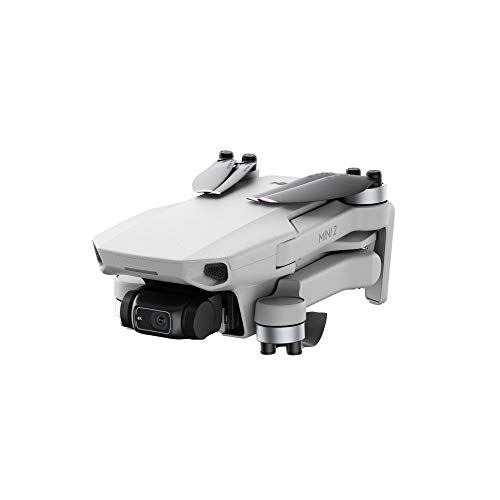 DJI Mini 2 – Ultralight and Foldable Drone Quadcopter, 3-Axis Gimbal with 4K Camera, 12MP Photo,...