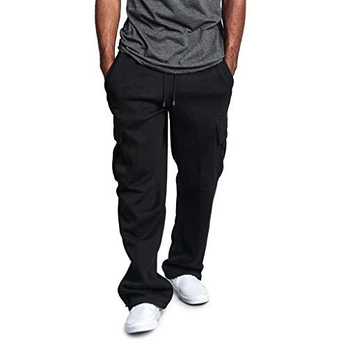 Momoxi Lose, große, weit geschnittene Hosen mit Leinenblüher im chinesischen Stil für Herren im chinesischen Stil, 5XL Sporthose Leinenhose Hosenrock Boyfriend Shorts Sommerhosen Karierte