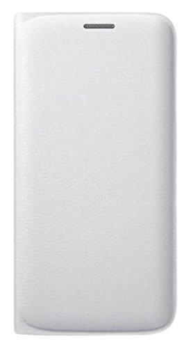Samsung BT-EFWG925PW - Funda para Samsung Galaxy S6 Edge G925F, color blanco