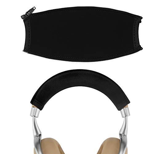 Geekria Housse de rechange pour casque Parrot Zik, Zik 2.0, Zik 3, sans fil avec suppression de bruit pour casque et bandeau, pièces de réparation, installation facile sans outil