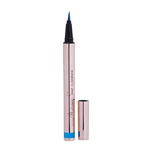 Caneta Delineadora,.Eyeliner- Real Blue, Océane, Azul, Océane