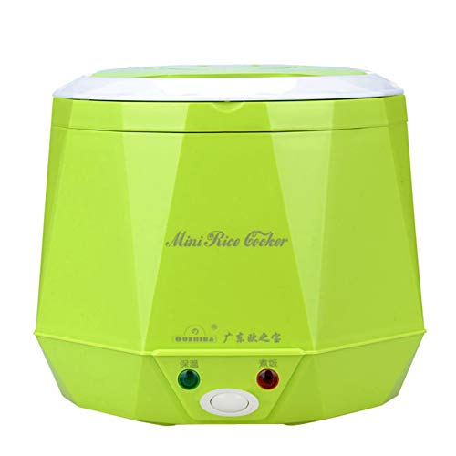 Mini Rice Cooker 12V 1.3L Car Rice Cooker Electric For Rice, Soup, Noodles, Vegetable, Car Use, Portable and Healthy