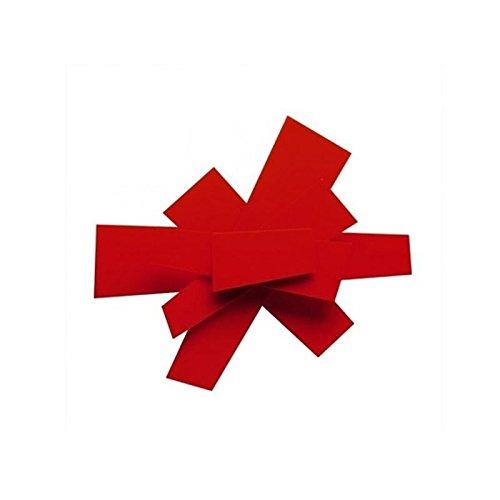 Foscarini – Plafonnier Foscarini Big Bang – Rouge