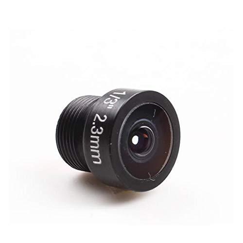 HELEISH Reemplazo IR 2,1 mm / 2,3 mm Bloqueado lente de la cámara for Runcam Micro Micro Swift Swift 2 Micro gorrión Piezas de montaje de bricolaje (Color : Lens 2.3mm)