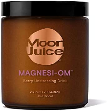 Moon Juice Magnesi Om Berry Unstressing Magnesium Drink with L Theanine product image