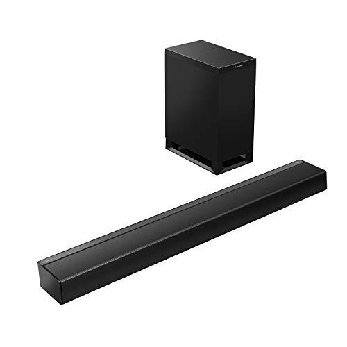 Panasonic SC-HTB900EBK Premium Soundbar with Dolby Atmos & Chromecast - Tuned by Technics