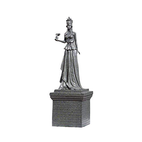 Mnjin Decoracin del hogar Escultura de la Diosa Griega, Estatua de Atenea Escultura Griega Moderna Decoracin del hogar Resina