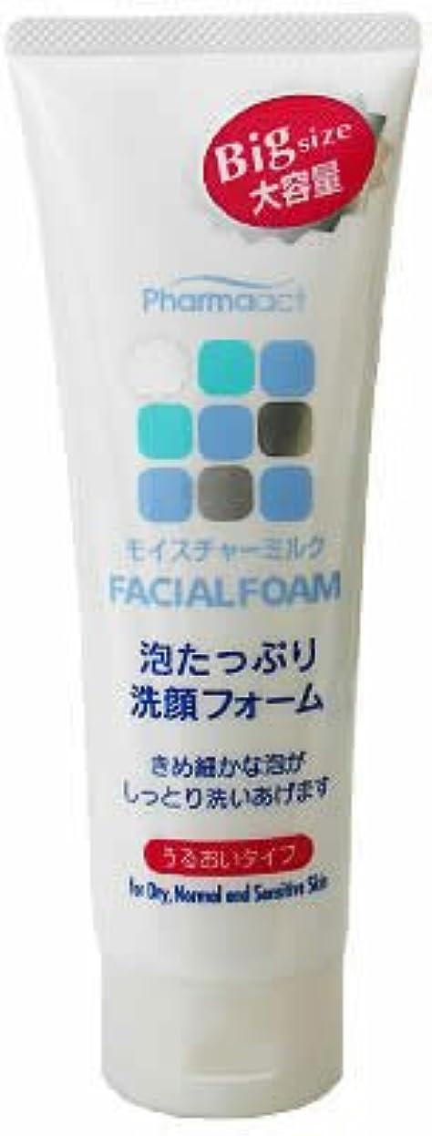 減らす鏡回復するファーマアクト 泡たっぷり洗顔フォーム Big 160g
