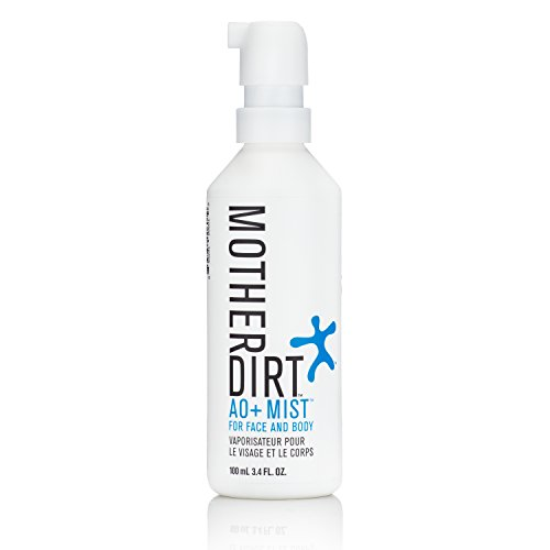 Mother Dirt AO+ Mist Skin Probiotic Spray, Preservative-Free, 3.4 fl oz