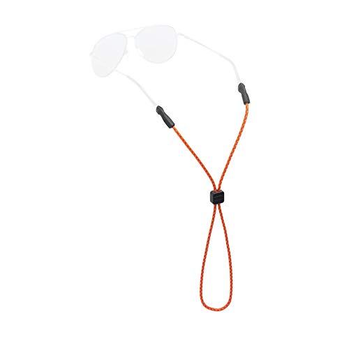 Chums 12103828 - Fermaporta universale per occhiali, unisex, 3 mm, colore: arancione, marrone, marrone chiaro, taglia unica