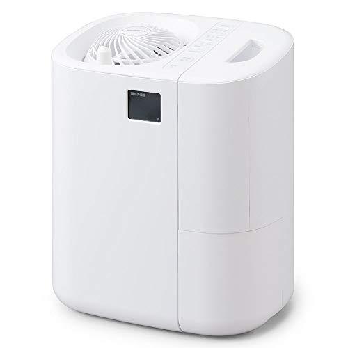 アイリスオーヤマ サーキュレーター加湿器 HCK-5520-W ホワイト