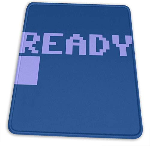 Commodore C64 Ready Hemming The Mouse Pad 10 X 12 Inch Esports