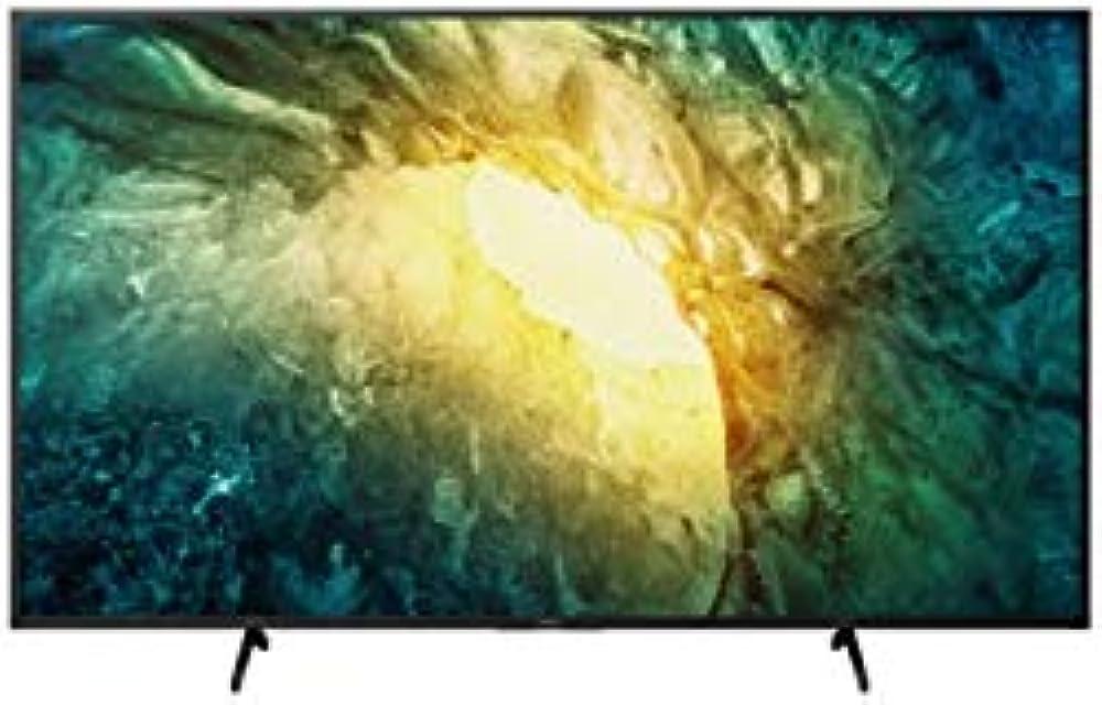 Sony tv 65 pollici 4k ultra hd smart tv wi-fi,led KD65X7055BAEP