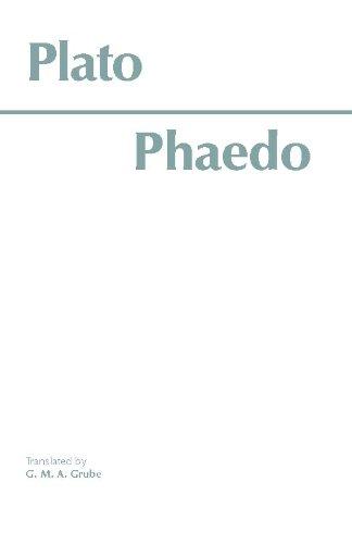 Phaedo (Second Edition) (Hackett Classics)