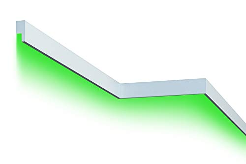 2 Meter | Fassade | LED Stuck | EPS | PU | wetterfest | 30x65mm | MC301
