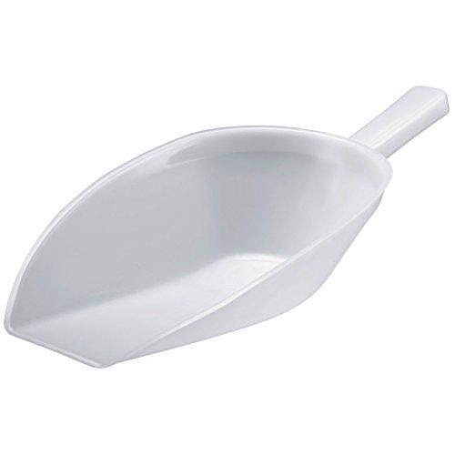 Westmark Kunststoffschaufel, Kunststoff, weiß, Füllvolumen: 1390 ml