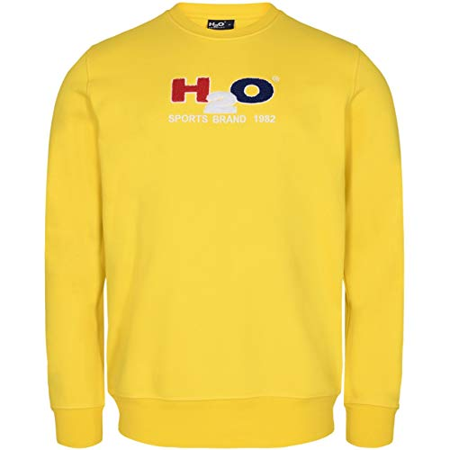 H2O Damen Sweatshirt Alban gelb - XS