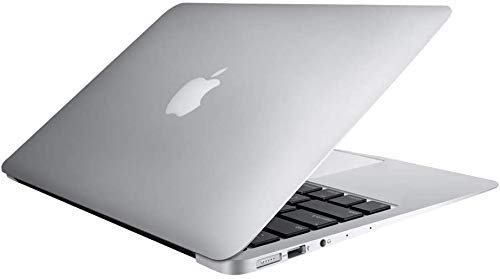 Apple MacBook Air 13.3' (i5 5250u 8gb 128gb SSD) QWERTY U.S Keyboard MJVE2LL/A Early 2015 Silver (Renewed)