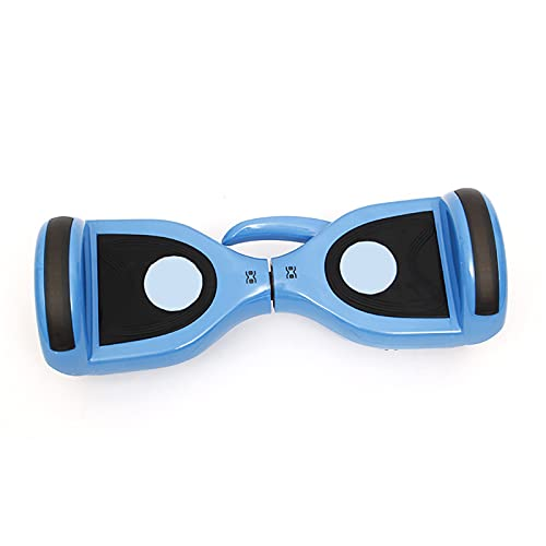 Hoverboard Self Balancing Patinete Inteligente Elétrico niños Adultos Dos Ruedas de la Vespa balanza de 8 Pulgadas,