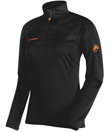 Mammut Eiger Extreme Moench Advanced ML Half Zip Longsleeve Shirt Women - Fleecepullover