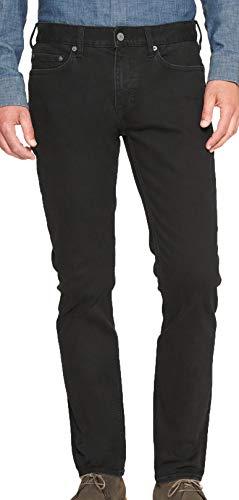 Banana Republic Men's Techmotion Skinny Black Jean (36/30)