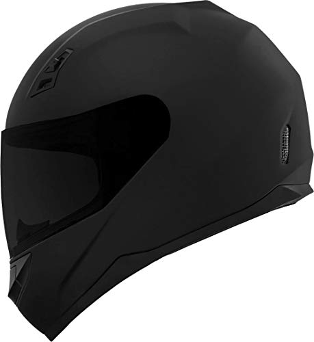 GDM DK-140 Full Face Motorcycle Helmet Matte Black (Medium, Clear and Tinted Visors)