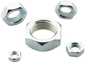 The Hillman Group 43811 M12-1.75 Metric Hex Jam Nut 10-Pack
