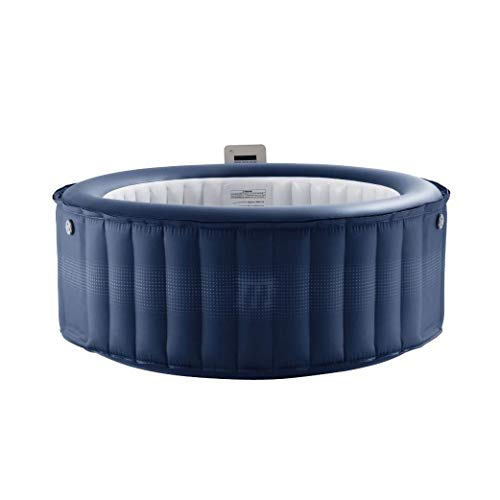 MSpa Baikal Inflatable Hot Tub Hydromassage Jet Outdoor Spa | E-BA04 Nevada