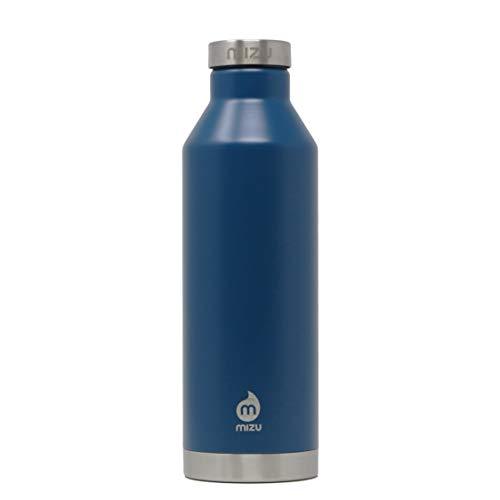 Mizu V8 Isolierte Flasche mit Edelstahl Deckel 750ml Enduro Blue 2021 Trinkflasche