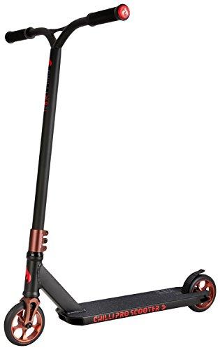 Chilli 117-3 Reaper Scooter, rot/schwarz