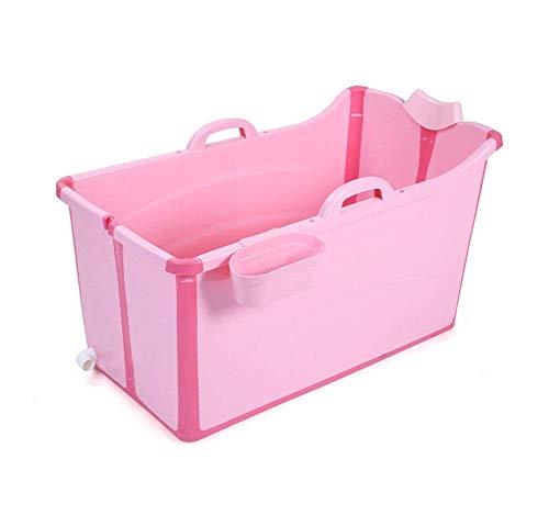 Baignoire pliante portable, baignoire adulte, pliable Portable gonflable enfant plastique baignoire pour bébé Piscine baignoire pvc