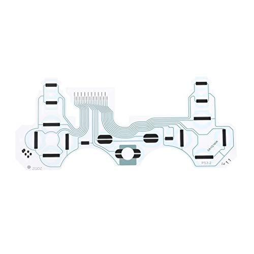 Lamdoo Circuit Film Button Ribbon Conduct Keyboard Flex PieceB SA1Q160A Reemplazo para...