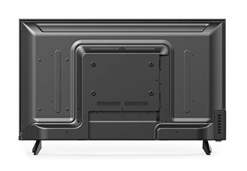 Televisione NIKKEI NH3214 da 81 cm/ 32 pollici (Televisione LED, HD Ready, 1366 x 768, 1x SCART, 3x HDMI, 2x USB, guida elettronica ai programmi)