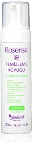 Rosense Reinigungsschaum für Gesicht ohne Seife, 1er Pack (1 x 200 ml)