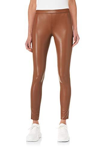 goldenpoint Leggings Skinny Effetto Pelle