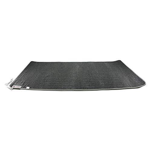 60°C 100x190cm große Teppichheizung Wärmematte beheizbare Fußmatte Heitzmatte