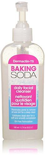 Dermactin-TS Baking Soda Daily Facial Cleanser, 5.7 Ounce