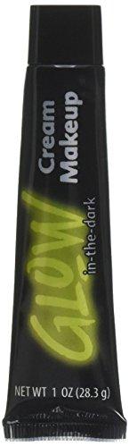 Fun World - Crème Phosphorescente Maquillage pour Déguisement