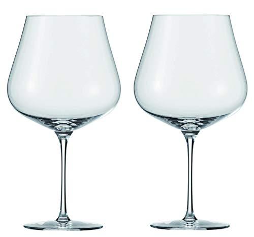 Schott Zwiesel AIR - Juego de 2 copas de vino tinto (cristal, 11,55 cm, 2 unidades)