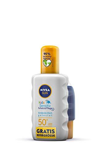 NIVEA Sun Kids Sensitiv Protección &...