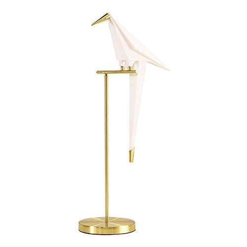 Nordic Origami Crane tafellamp, hoge lichtdoorlatendheid, veilig en mooi, geschikt for Woonkamer Slaapkamer Study