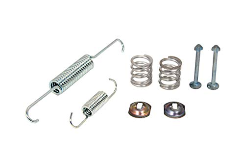 GM Genuine Parts 23299313 Rear Parking Brake Hold Down Spring Kit with Springs and Pins